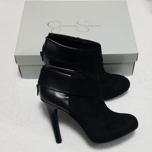 Jessica Simpson Audriana suede booties Size 7.5M
